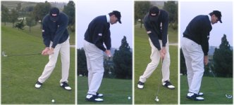 Click to enlarge downswing pictures